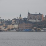 view of Södermalm from Stadshuset