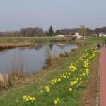 walk along the little river