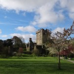 Blarney Castle  - with some blue sky!