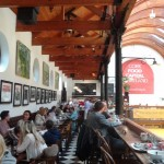 Cork - lunch at the English Market