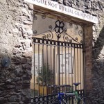 Huguenot Cemetery memorial