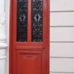 colorful doors in Cork