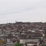 St. Anne's Shandon Church - view from the top