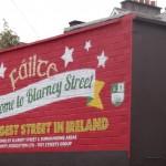 Blarney Street - walking to Deborah's house