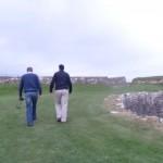 Kinsale - walking around Charles Fort