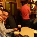 Cork - drinks at Callanan's