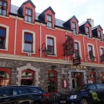 Foley's - our hotel in Kenmare