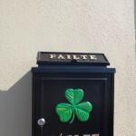 cute mailbox in Dingle