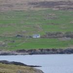 Co. Cork - cottage near the water at Coomasaharn