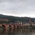 the pretty Alte Brücke
