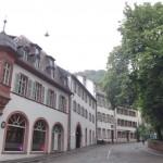 near the Alte Universität