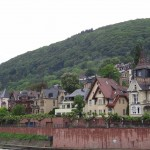 more houses on the river