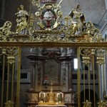 Dom St. Peter - Holy Sacrament Alter