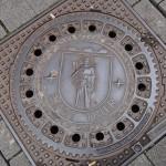 Trier manhole cover