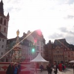 Hauptmarkt with some bluesky!