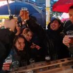 me, Maraika, Daniel, and Lars