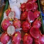 Naschmarkt - dragon fruit