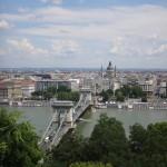 Danube & Chain Bridge