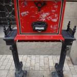 Budapest - mailbox