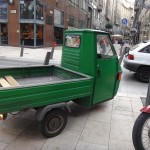 Budapest - mini truck