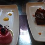 New York Café - so good!