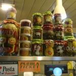 Nagy Vasarcsarnok - everything pickled...
