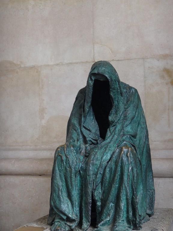 "Pietà"" (Coat of Peace) by Anna Chromy"