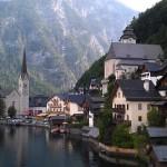 the best view of Hallstatt