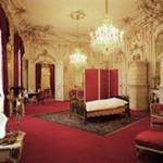 Hofburg - Sisi bedroom