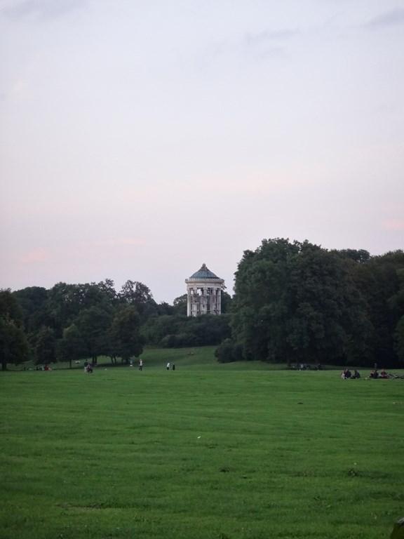 Englischer Garten - Monopteros