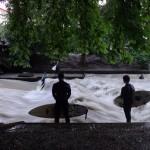 Englischer Garten - surfers
