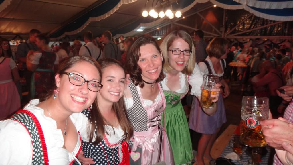 Svenja, me, Anja & Anja