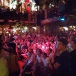 WM Final - at Arlando - it was just a little crowded