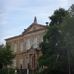 Tour of Osna - the front of the Kulturgeschichtliches Museum
