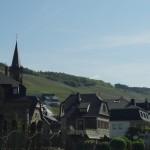 heading towards Bernkastel-Kues