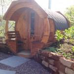 Landesgartenschau  - sauna