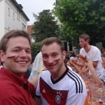 July 4th - Germany vs. France