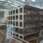Meyer Werft - Quantum of the Seas being built