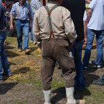 Ankum  festival  - Check out the wooden shoes! Guess they aren't just for the Dutch.