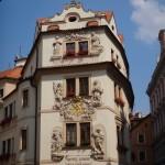 walking around Stare Mesto