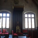 Old Royal Palace - thrown room
