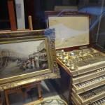 Vienna - antique store window