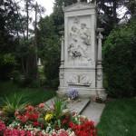 Zentralfriedhof - Schubert's grave