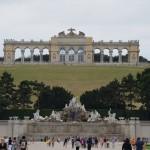 Schönbrunn Palace - the back yard