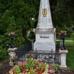 Zentralfriedhof - Beethoven's grave
